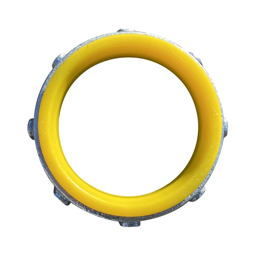 絶縁ブッシング(厚鋼電線管用)