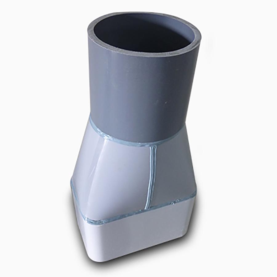 角丸レジューサー管(塩ビ丸管)