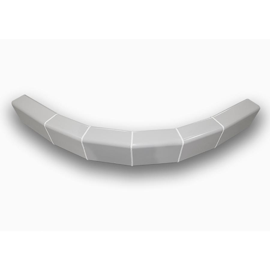 溶接ベンド管(塩ビ丸管/角管)