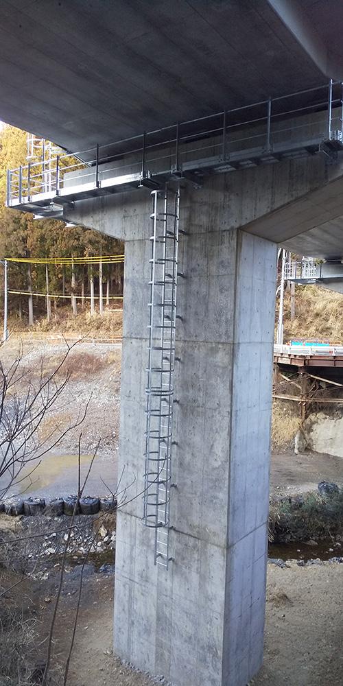 令和元年度 三遠道路4号橋PC上部工事