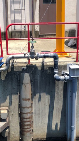 尼崎西宮芦屋港海岸 尼崎第2閘門機械設備改築工事